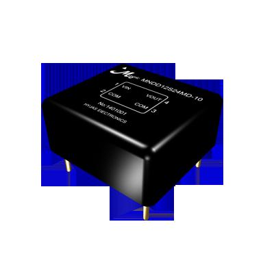 MNDD12S24MD-10 非隔离式直流电压转换器