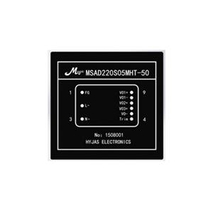 MSAD-50系列隔离式交流-直流电压转换器