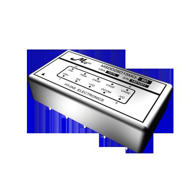 MSDD28S15MQ-60 隔离式直流