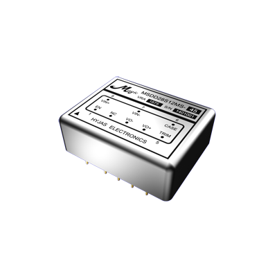 MSDD28S12MS-45 隔离式直流电压转换器