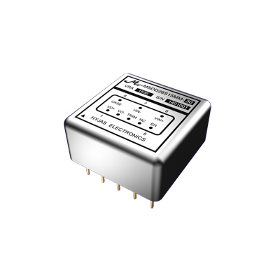 MSDD28S15MM-30 隔离式直流电压转换器