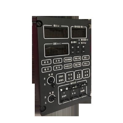 顯示控制面板盒